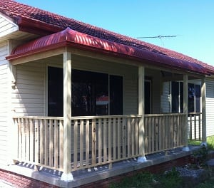 Bullnose Verandahs Narellan Home Improvement Centre
