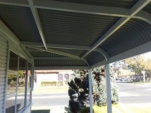 Bullnose Verandahs Narellan Home Improvement Centre