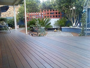 Image of a Completed Deck - Decks by NHIC
