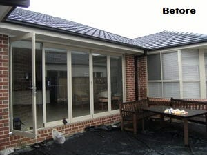 Before A Deck is Built - Decks by NHIC
