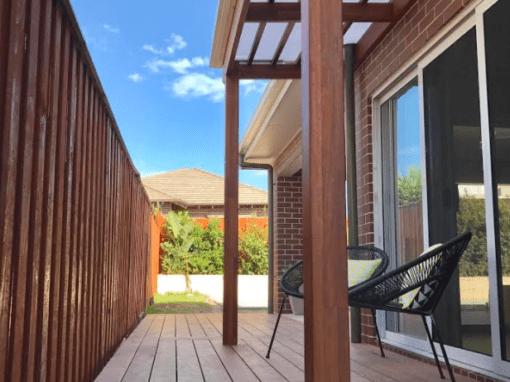 Merbau Timber Deck