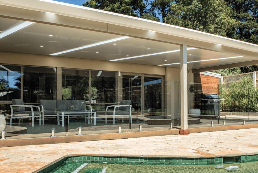 Stratco Pavilion Alfresco Living - Narellan Home Improvement Centre
