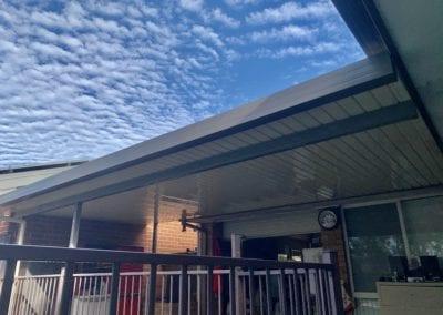 Flat Roof Pergola, Wattle Grove