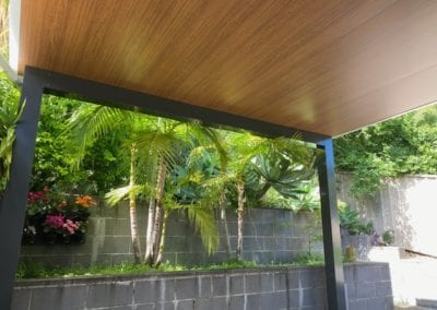 Insulated Roof Pergola, Figtree
