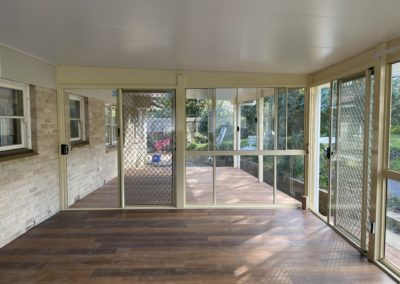 Sunroom with Insulated Pergola and Deck, Bowral